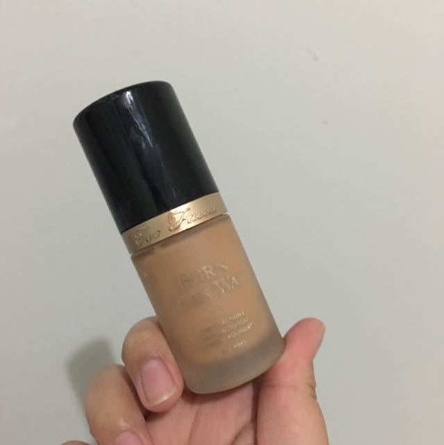 Too Faced Foundation ON HOLD