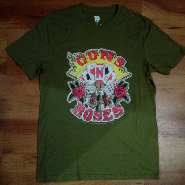 Tshirt Guns N Roses Original