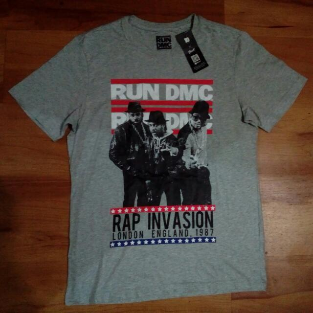 Tshirt Run Dmc Original