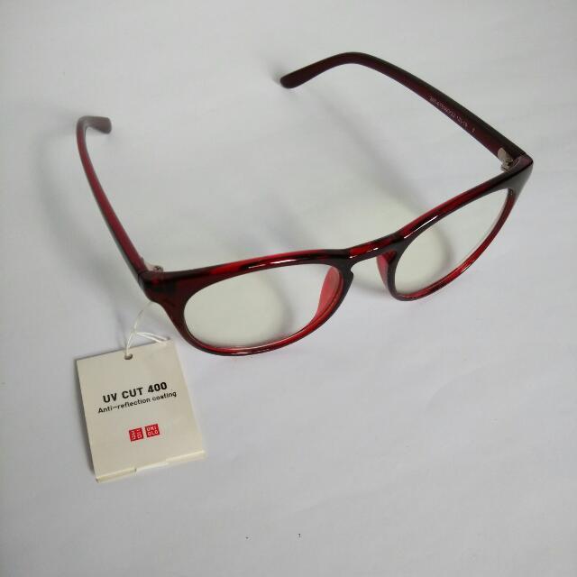 Uniqlo Spectacles