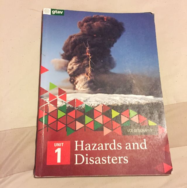 Unit 1 Vice Geography Hazards And Disasters