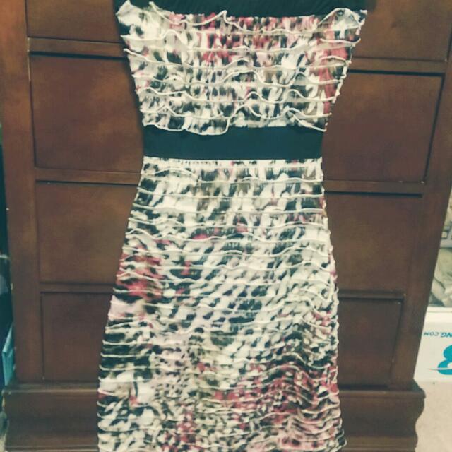 Urban Behavior Tube Dress