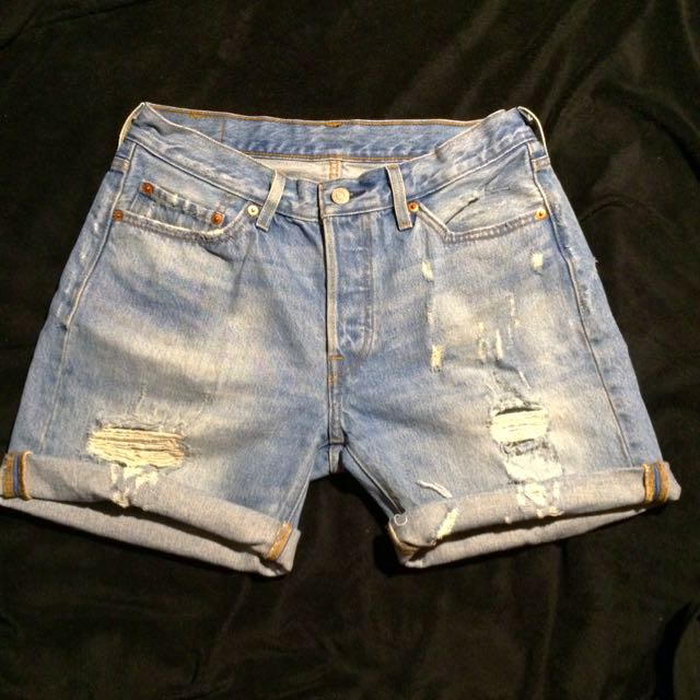 Vintage Levis Cut Off Shorts