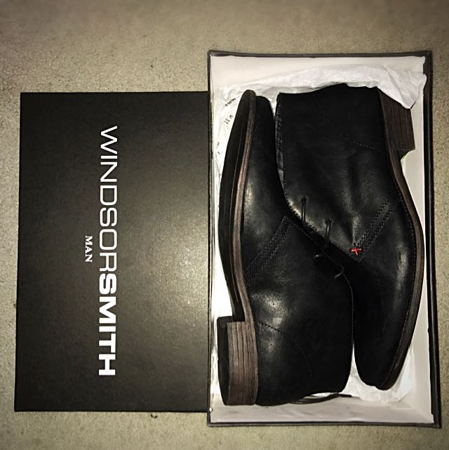 Windsor smith Boots (blk)