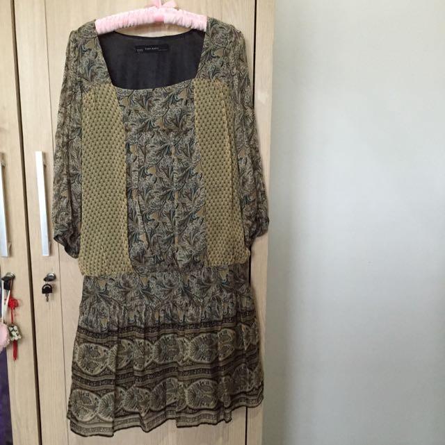 Zara Casual Dress