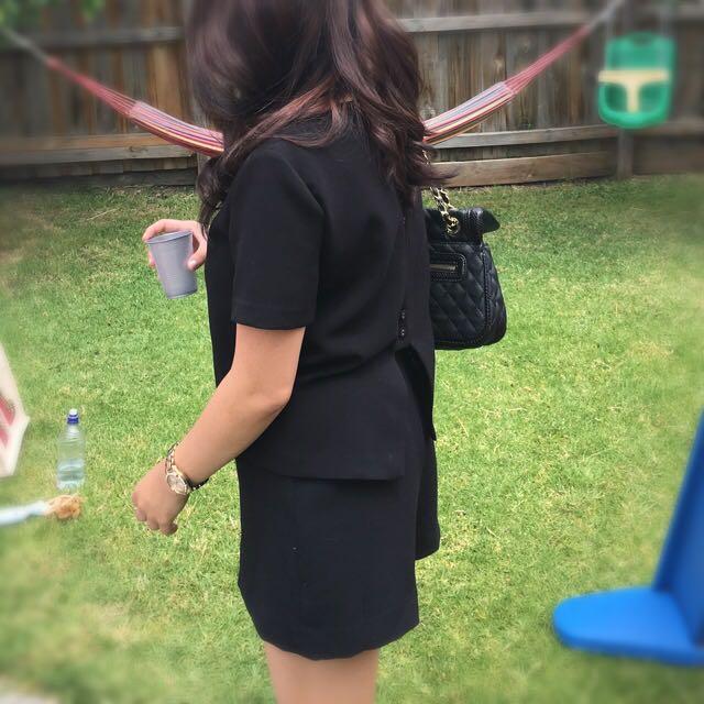 Zara Playsuit