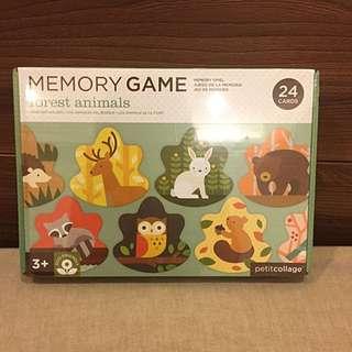 超夯美國Petitcollage 記憶遊戲