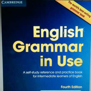 Cambridge English Grammar in Use by Raymond Murphy 4th Edition