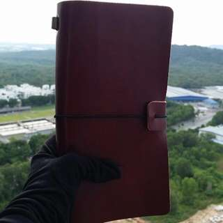 Leather Journal/Leather Diary Traveler's Notebook