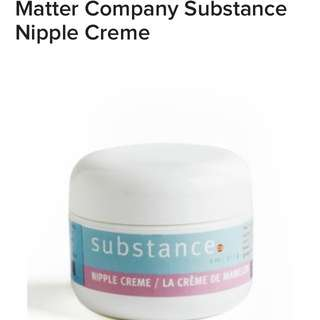 Brand New Matter Company Nipple Cream