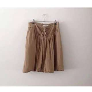 COUNTRY ROAD tan Skirt Size 8