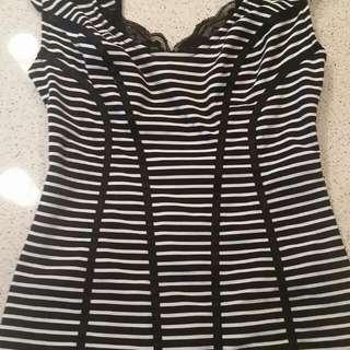 Guess Womens Dress Top:xxs