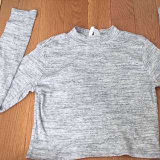 H&M Long Sleeve Turtle Neck