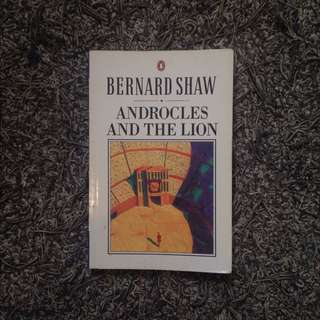Androcles And The Lion, Bernard Shaw