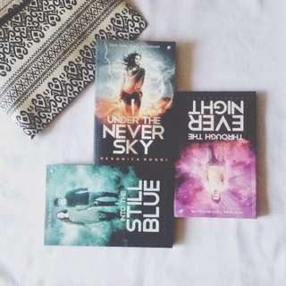Novel Under The Never Sky Trilogi