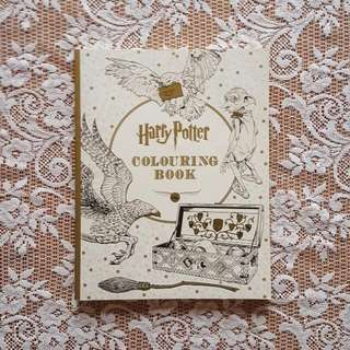 Harry Potter Colouring Book - Pending
