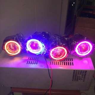 U7 Angel Eye Fog Light For E-scooter.