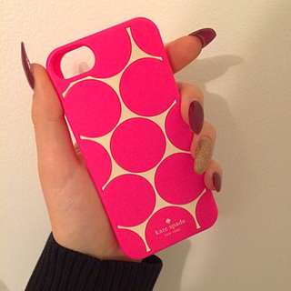 Kate Spade 5s iPhone Case