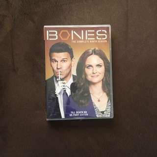 Bones Complete Ninth Season 6-Disc Set Dvd