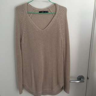 Long sleeve knit (Sportsgirl)