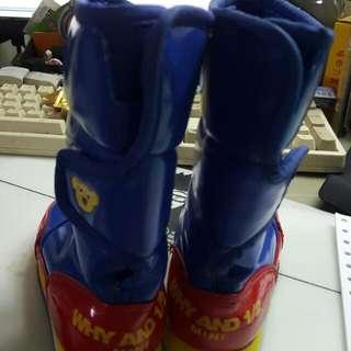 1/2鞋子雪靴15cm