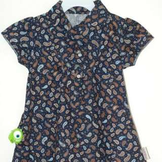 Girl's Cotton Dress (brand new)