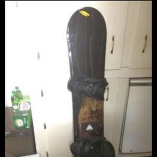 Snowboard 5150