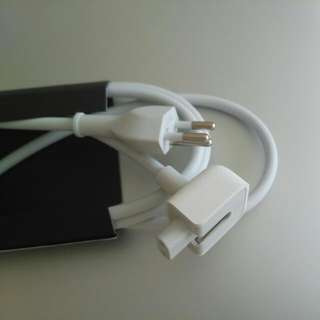 Mac book Power Adapter Cable Europe Plug
