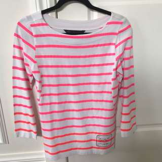 Marc By Marc Jacobs Stripped Jumper