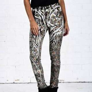One Teaspoon Paisley Jeans