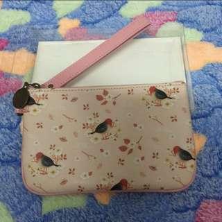 韓國indigo 柳樹童話系列 零錢包 手拿包