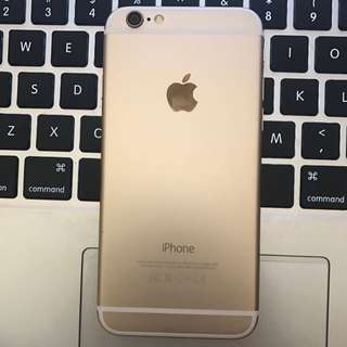 Authentic IPHONE 6 GOLD 16gb