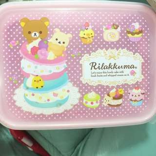 Daiwa Rilakkuma Lunch Sushi Banto Box