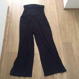 Strapless Pants Suit