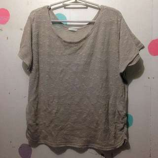 Basic Loose Shirt Blouse