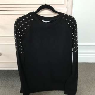 Seed Spiked Jumper