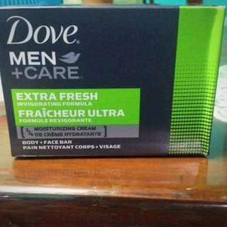 Dove Body+face Bar