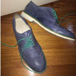 Cole Haan limited edition leather wingtips with Nike Air sole