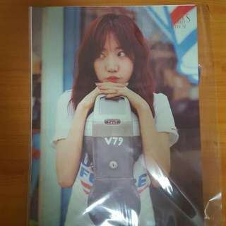 WTS Namjoo Photobook Mini Poster Set