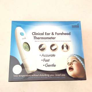 Cadi Ear & Forehead Thermometer