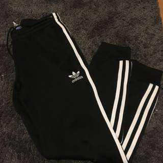 Adidas Originals Superstar Cuffed Trackpants