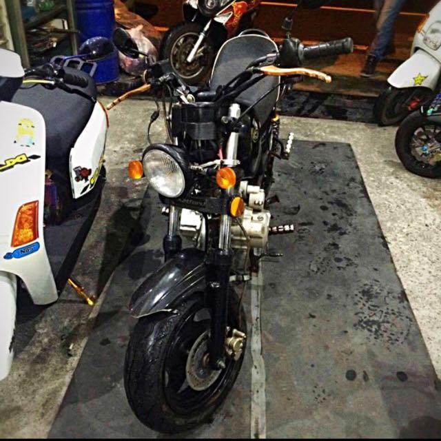 哈特佛125cc(小雲豹)