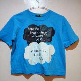 Tfios Crop Shirt