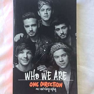 One Direction: Where We Are Autobiography