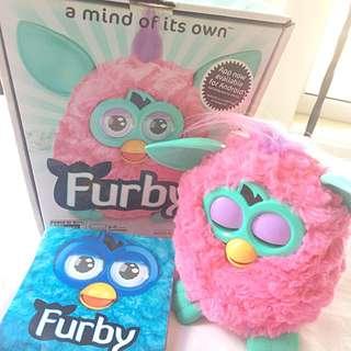 2012 Pink Furby
