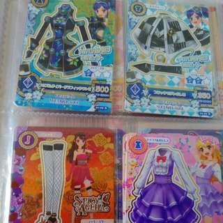 Aikatsu Card Set