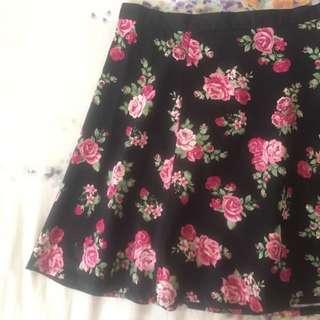 Floral Skirt (Miss Shop)