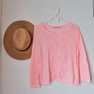 Stradivarius Knitted Top