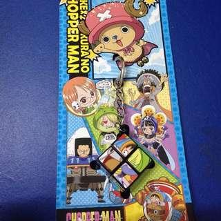 海賊王魔術方塊 可換物