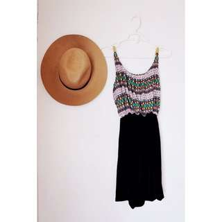 (NEW) Aztec Dress